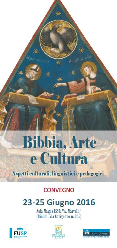 Bibbia arte e Cultura